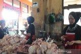 Harga daging di Temanggung bertahan tinggi