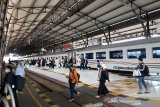 KAI Purwokerto operasikan 10 kereta jarak jauh mulai 18-24 Mei