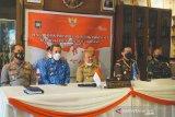 Bupati Jeneponto hadiri pengarahan Presiden Jokowi