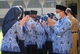 Wali Kota Magelang motivasi kinerja pegawai usai libur Lebaran
