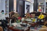 Bupati Padang Pariaman-Rektor IAIN Batusangkar audiensi guna dukung visi-misi