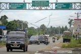 Arus Balik Jalan Lintas Tengah Jambi - Sumbar Normal