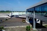 Waktu operasional di Bandara Tjilik Riwut dikurangi