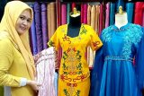 Nasabah BRI yang sukses mengembangkan usaha di bidang tekstil
