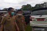 Wawali Kota Manado periksa semua kendaraan dinas