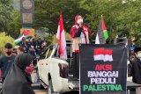 Masyarakat Muslim Banggai galang dana untuk bantu Palestina