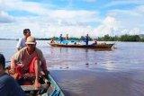 Dua warga Kapuas tenggelam akibat sampan terbalik