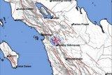 Gempa tektonik guncang Padang Sidimpuan Sumut