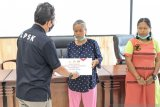 LPSK santuni empat keluarga korban terorisme di Poso