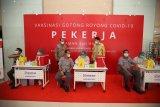 Vaksinasi Gotong Royong bakal tingkatkan  produktivitas usaha nasional