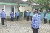 Wakil Bupati Pringsewu pimpin apel Dinas Pertanian dan Ketahanan Pangan