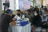 Dalam sehari 1.148 orang berangkat dari Pelabuhan Telaga Punggur
