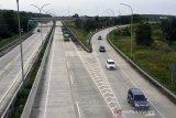 254.942 kendaraan lintasi tol ruas Bakauheni-Terbanggi Besar pada arus balik libur Idul Fitri