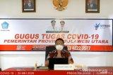 Angka kesembuhan pasien COVID-19 di Sulawesi Utara capai 94,07 persen