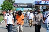 Balon udara meledak di Klaten, lima orang ditetapkan jadi tersangka