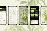 Android 12 tawarkan sistem baru dengan tampilan segar