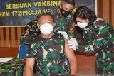 Anggota TNI terluka di Pegubin dievakuasi ke RSUD Oksibil