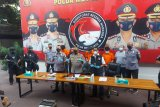 Polisi benarkan figur publik inisial NR-AB tersangkut narkoba