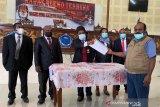 KPU Yalimo tetapkan pasangan Erdi-Jhon bupati-wabup terpilih