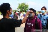 Pemprov DKI diminta waspadai  penularan COVID-19 pemudik Sumatera