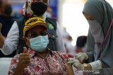Penerima vaksin COVID-19 dosis lengkap warga Indonesia bertambah 25.318 jiwa