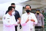 Ribuan warga Pulau Bintan antusias sambut kunjungan Presiden