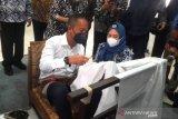 Menperin resmikan studio pengembangan batik di Yogyakarta