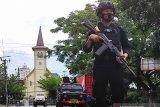 Polri tetapkan 53 terduga teroris di Makassar  sebagai tersangka
