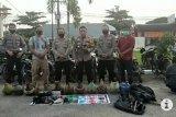 Kemarin polisi gerebek judi sabung ayam dan koprok di Mesuji