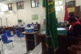 Terdakwa Syahroni dituntut lima tahun penjara terkait korupsi di Dinas PUPR Lampung Selatan