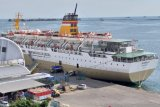 Operasional pelabuhan di Makassar tetap disiplinkan protkes COVID-19