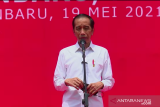 Presiden Jokowi minta Menkes kirim lebih banyak vaksin COVID-19 ke Riau