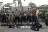 Polisi gerebek judi sabung ayam dan koprok di Mesuji