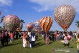 Kemenhub proses hukum pelaku penerbangan balon udara