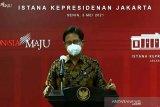 Menteri Kesehatan ingatkan tiga varian virus corona sudah masuk ke Indonesia