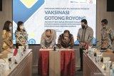 Indef usulkan perusahaan yang ikut Vaksinasi Gotong Royong dapat insentif