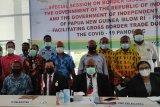Pemkot Jayapura buka pertemuan pejabat RI-PNG di PLBN Skouw