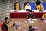 Bupati Lampung Barat kunjungan ke Kementerian Pariwisata dan Ekonomi Kreatif