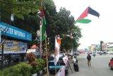 Untuk rakyat Palestina yang diagresi Israel, Minangkabau Muslim Care Payakumbuh galang dana bantuan