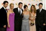 Jennifer Aniston: Reuni 'Friends' rasanya 'seperti keluarga'