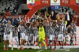 Klasemen akhir Liga Italia: Juventus raih tiket Liga Champions