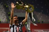 Juventus tak melihat ada tanda-tanda Ronaldo hengkang