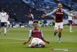 Liga Inggris - Aston Villa permalukan tuan rumah Tottenham 2-1