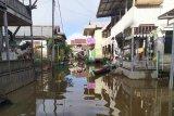 Wilayah Barito Utara mulai  dilanda banjir