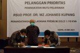 PLN  hadirkan layanan listrik premium bagi RSUD Yohannes Kupang