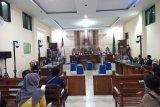 Hakim tunda sidang mantan Bupati Lampung Tengah