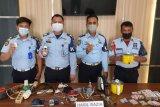 Rutan Bandarlampung temukan ponsel dan uang saat razia di kamar warga binaan