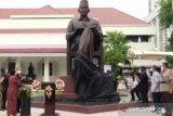 Megawati Soekarnoputri resmikan Monumen Bung Karno di Lemhannas