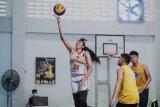 Timnas basket putri 3x3 siap bersaing dalam kualifikasi Olimpiade Tokyo
