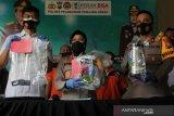 Polri catat narkoba kasus terbanyak selama Operasi Ketupat 2021